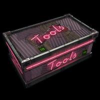 Neon Tools Storage