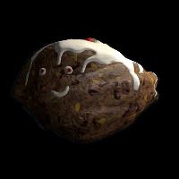 Festive Pudding Rock