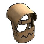Cardboard Helmet icon