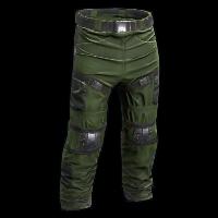 Bombshell Pants Rust Skin
