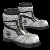 No Mercy Boots Rust Skin