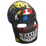 Bombing Facemask icon