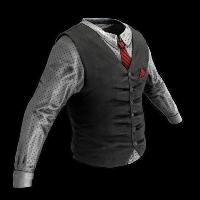 Rust Gentleman's Shirt Skins