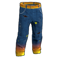 Base Invaders Pants Rust Skin