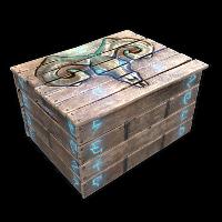 Glacial Visage Small Box