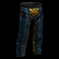 Rust Nitrogen Pants Skins