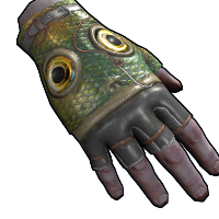 Rust Fish Gloves Skins