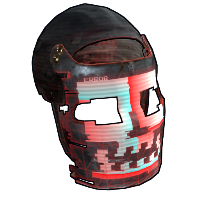 Corrupted Facemask Rust Skin