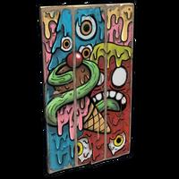Eye Scream Door