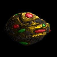 Rust Lost Treasure Rock Skins