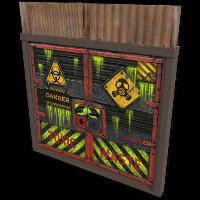 Toxic Double Door