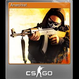 Anarchist (Foil)
