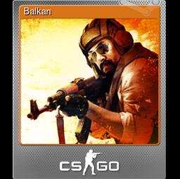 Balkan (Foil)