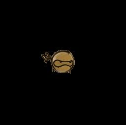 Sealed Graffiti | Ninja (Desert Amber)