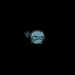 Sealed Graffiti | Ninja (Wire Blue)