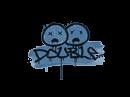 Sealed Graffiti   Double