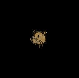 Sealed Graffiti | Piggles (Desert Amber)