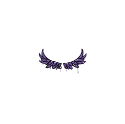 Sealed Graffiti | Take Flight (Monster Purple)
