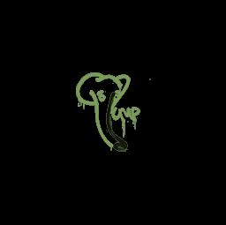 Sealed Graffiti | Recoil UMP-45 (Battle Green)
