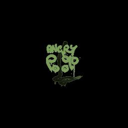 Sealed Graffiti | Recoil P90 (Battle Green)