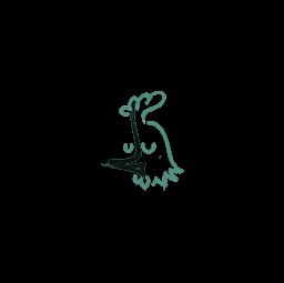 Sealed Graffiti | Recoil AK-47 (Frog Green)