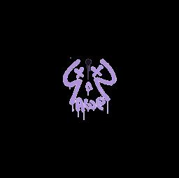 Sealed Graffiti | Recoil AWP (Violent Violet)