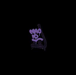 Sealed Graffiti | Recoil MAC-10 (Monster Purple)