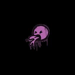 Sealed Graffiti | Puke (Bazooka Pink)