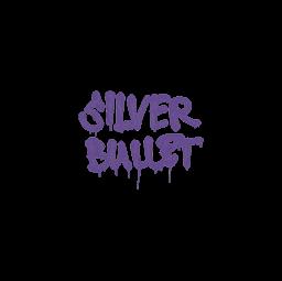 Sealed Graffiti | Silver Bullet (Monster Purple)