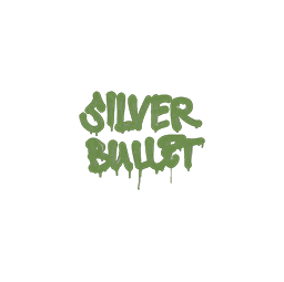 Sealed Graffiti | Silver Bullet (Battle Green)