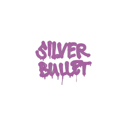 Sealed Graffiti | Silver Bullet (Bazooka Pink)