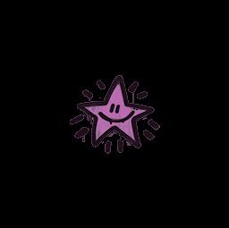 Sealed Graffiti   Shining Star (Bazooka Pink)