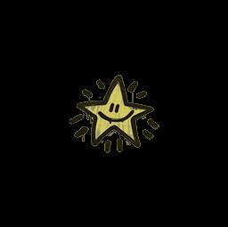 Sealed Graffiti | Shining Star (Tracer Yellow)