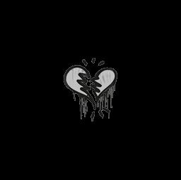 Sealed Graffiti | Broken Heart (Shark White)