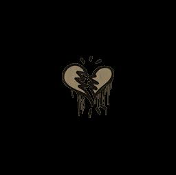 Sealed Graffiti | Broken Heart (Dust Brown)