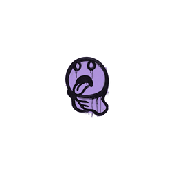 Sealed Graffiti | Choke (Violent Violet)