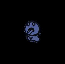 Sealed Graffiti | Choke (SWAT Blue)