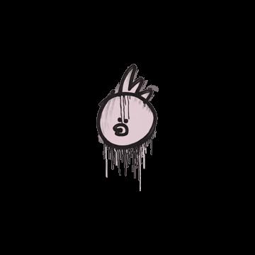 Sträfling-Babykostüm Verbrecherkostüm schwarz-weiss Cod.310969