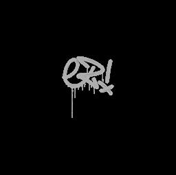 Sealed Graffiti | Little EZ (Shark White)