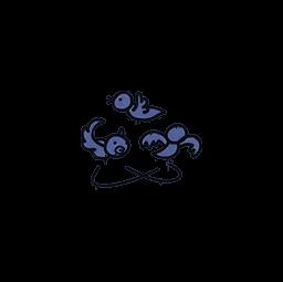 Sealed Graffiti | Dizzy (SWAT Blue)