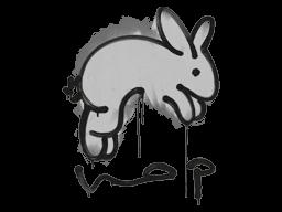 Sealed Graffiti   Hop (Shark White)