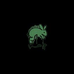 Sealed Graffiti | Hop (Jungle Green)