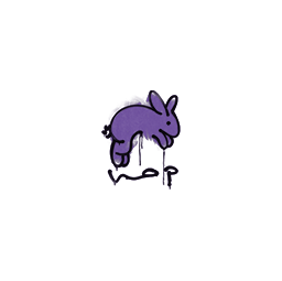 Sealed Graffiti | Hop (Monster Purple)