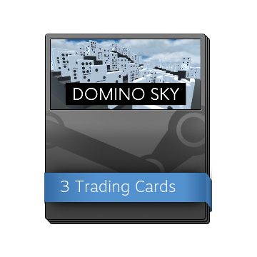 Domino skyscraper